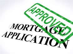 Mortgage approved